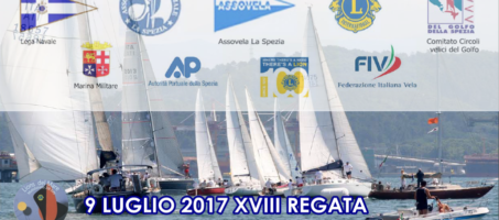 XVIII Regata velica Trofeo Lions e Assoregata.